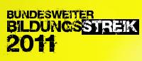 Logo Bildungsstreik 2011