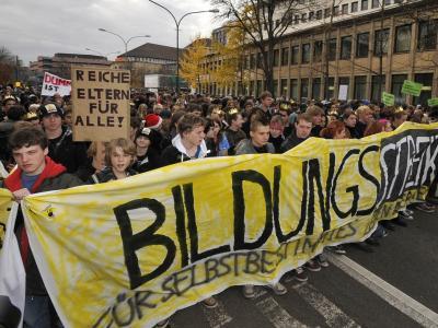 Bildungsstreik Freiburg