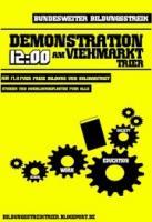 2011-11-17 Bildungsstreikdemo in Trier